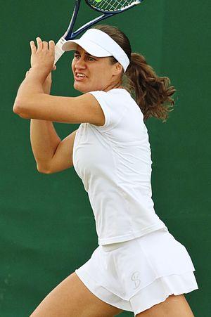 Monica Niculescu - Niculescu at the 2016 Wimbledon Championships