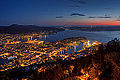 Night view from Mount Floyen - Bergen, Norway.jpg