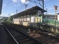 Nikenchaya station Kurama bound platform 20200523 02.jpg