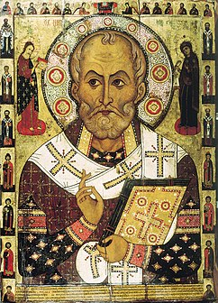 Saint Nicholas - Wikipedia, the free encyclopedia