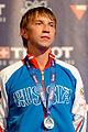 Nikolay Kovalev podium 2013 Fencing WCH SMS-IN t205826.jpg