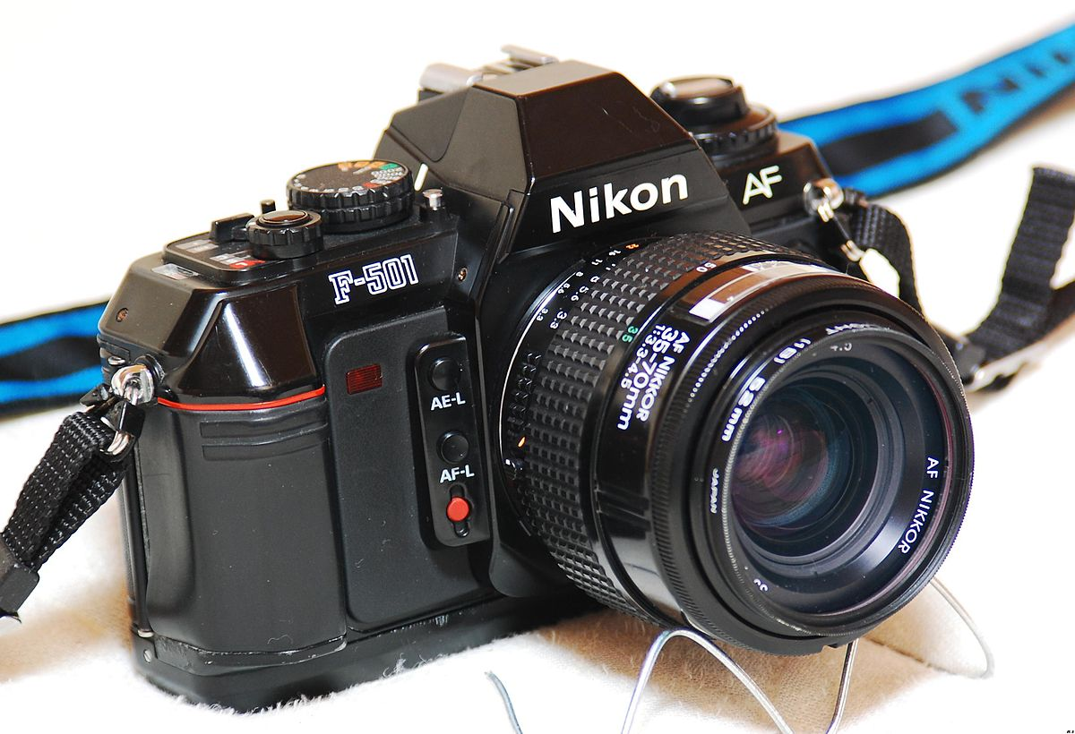 nikon f 501 wikipedia rh it wikipedia org nikon f 501 manuel nikon f 501 manual