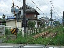 Nishitetsu Kamiura Station01.jpg