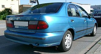 Nissan Almera - Nissan Almera GX sedan