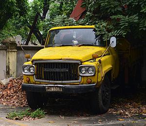 UD Trucks - Nissan Diesel 780