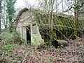 Nissen Hut, near Clocaenog - geograph.org.uk - 322662.jpg