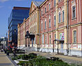 Nizhny Novgorod. Former widows house of Bugrov, now it is residence of undergraduates.jpg