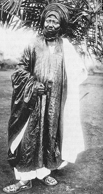 Ibrahim Njoya - Image: Njoya of Bamun