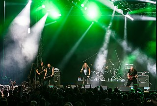 Nocturnal Rites band that plays power metal