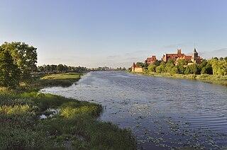 river in Poland
