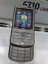 Image illustrative de l'article Nokia 6710 Navigator