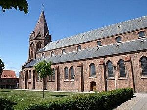Assens, Denmark - Assens Church