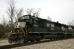 Norfolk Southern SD70 (378889478).jpg