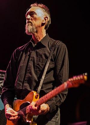 Norman Westberg - Westberg performing with Swans in 2014