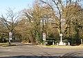 Normandy, The War Memorial - geograph.org.uk - 696998.jpg
