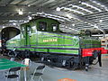 North Eastern electric locomotive, Locomotion Shildon, 28 April 2010.JPG