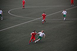North Korea-Pyongyang-Kim Il-Sung Stadium-Football game with Turkmenistan-01.jpg