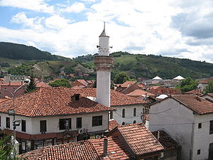 Novi Pazar - Image: Novi Pazar Center