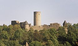 Nürburg Castle