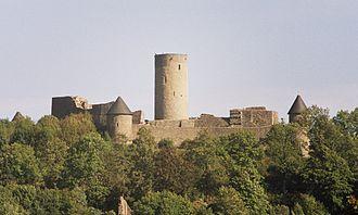 Nürburg - Nürburg Castle