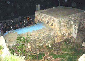 Nun (biblical figure) - Mark of Nun's grave, Timnat Serah