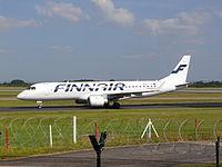 OH-LKE - E190 - Finnair