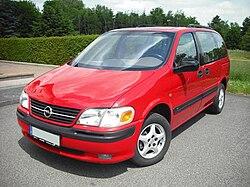 Opel Sintra Wikipedia