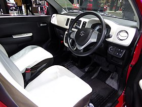 OSAKA AUTO MESSE 2015 (20) - Suzuki ALTO X (HA36S) with optional parts.JPG