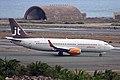 OY-JTD B737-3Y0-W Jet Time LPA 23JAN10 (6284142479).jpg