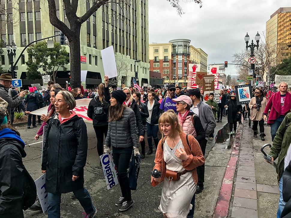 Oakland Women's March, 1-21-17 (32328542731)