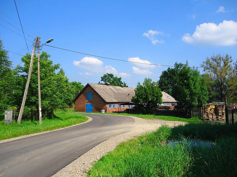 Zabłotce, Sanok County
