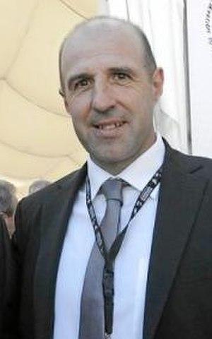 José Manuel Ochotorena - Image: Ochotorena