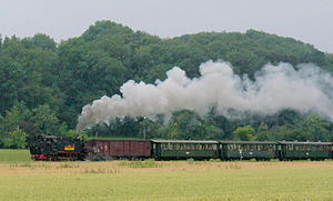 "Upper Swabia - Narrow-gauge railway ""Öchsle"""
