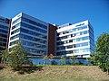 Office Park Nové Butovice, budova C, z Řeporyjské ulice (01).jpg