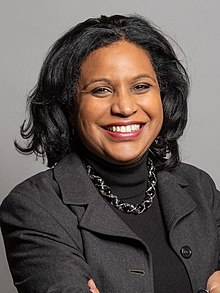 Official portrait of Janet Daby MP crop 2.jpg