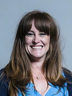 Kelly Tolhurst British Conservative politician