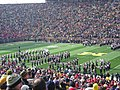 Ohio State vs. Michigan football 2013 02 (Ohio State band).jpg