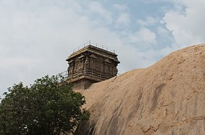 Mahabalipuram lighthouse