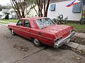 Old Jefferson, Jefferson Parish, Louisiana, Nov 2018 Old Dodge Dart Parked On Street.jpg