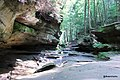 Old Man's Cave @ Hocking Hills State Park, Ohio - panoramio.jpg