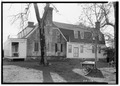 Old Mansion, State Route 2 vicinity, Bowling Green, Caroline County, VA HABS VA,17-BOGR,1-3.tif