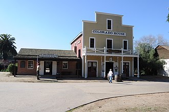 Wells Fargo History Museum - Wells Fargo History Museum in Old Town San Diego, CA
