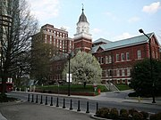 Old Knox County Courthouse in Downtown Knoxville