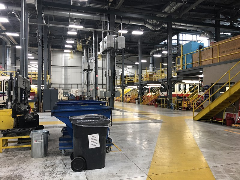 File:Oliver Bowen Maintenance Facility - Open House 2018 06.jpg