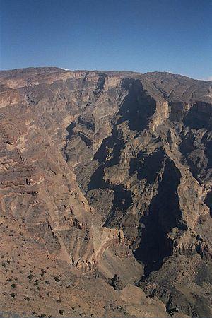Jebel Shams -  Jebel Shams