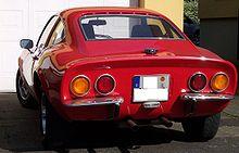 Opel Gt Wikipedia