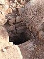Open pit at Rebbo (Kh. Rubba).jpg