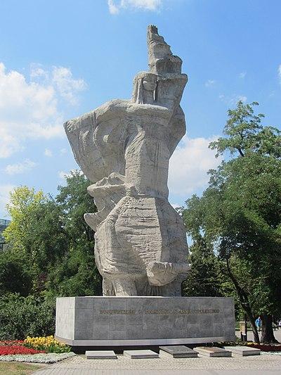 Pomnik Bojownikom o Polskość Śląska Opolskiego