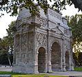 Orange - Arc de triomphe romain 1.JPG