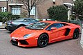 Orange Lamborghini Aventador (7008156431).jpg